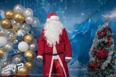 Santa's Grotto at Wycombe Wanderers
